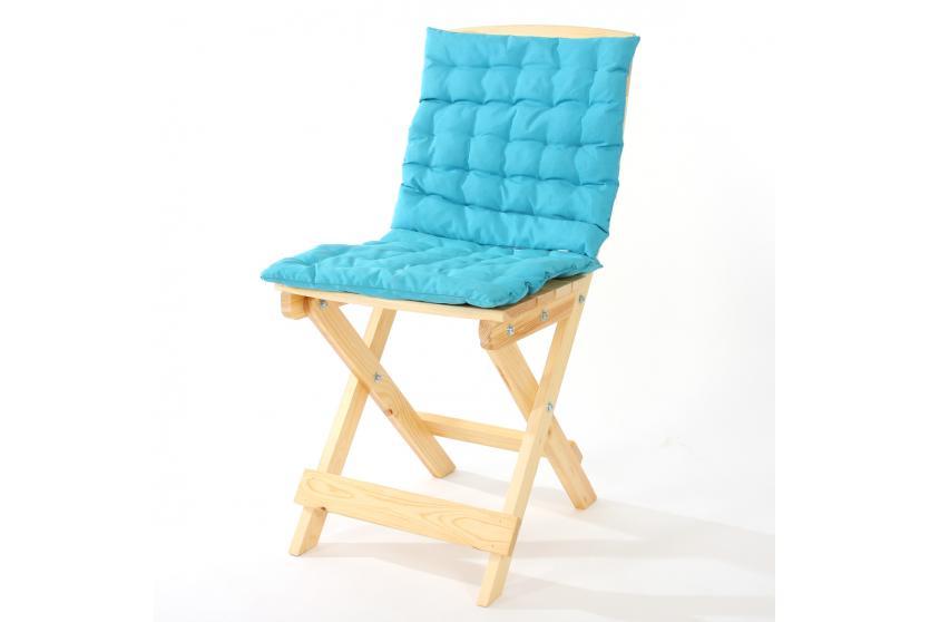 2x sitzkissen stuhlkissen canvas baumwolle 40x40 cm. Black Bedroom Furniture Sets. Home Design Ideas