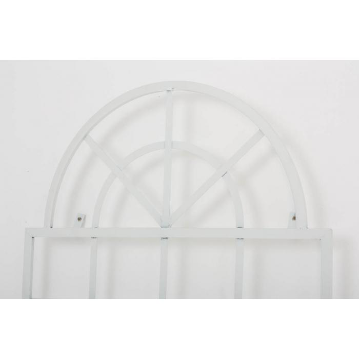 wandrankhilfe cp371 rankhilfe rankgitter eisen 180cm wei. Black Bedroom Furniture Sets. Home Design Ideas