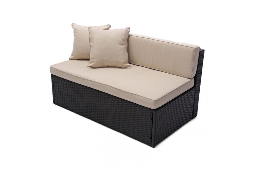 Sofa ohne armlehne udine sitzer xl ohne armlehne gt m bel sofas plastics sofa modulable ohne Sofa ohne armlehne