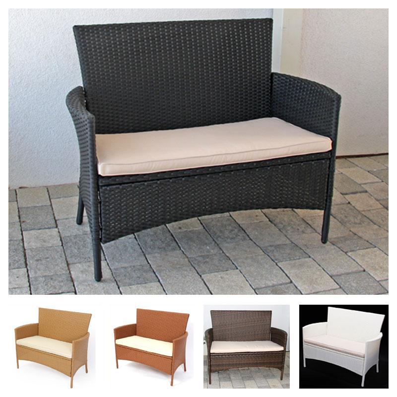 gartenbank mit truhe rattan 045200 eine interessante idee f r die gestaltung. Black Bedroom Furniture Sets. Home Design Ideas