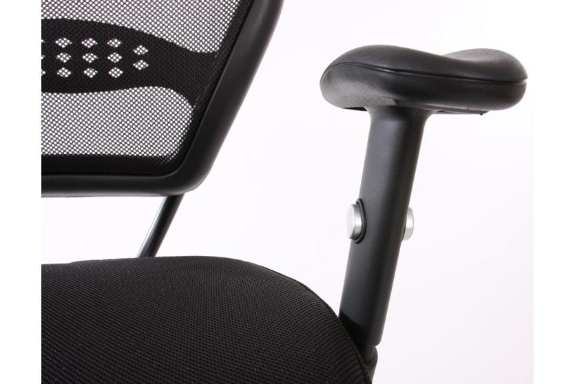 profi b rostuhl seattle chefsessel drehstuhl 150kg belastbar schwarz ebay. Black Bedroom Furniture Sets. Home Design Ideas