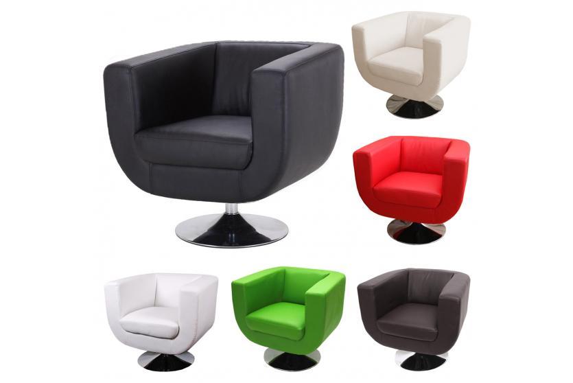 lounge sessel sessel club sessel treviso schwarz creme rot bordeaux braun gr n. Black Bedroom Furniture Sets. Home Design Ideas