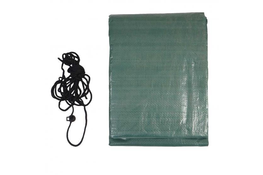 abdeckhaube abdeckplane schutzh lle f r sonnenschirme 183x66cm und 250x80cm ebay. Black Bedroom Furniture Sets. Home Design Ideas