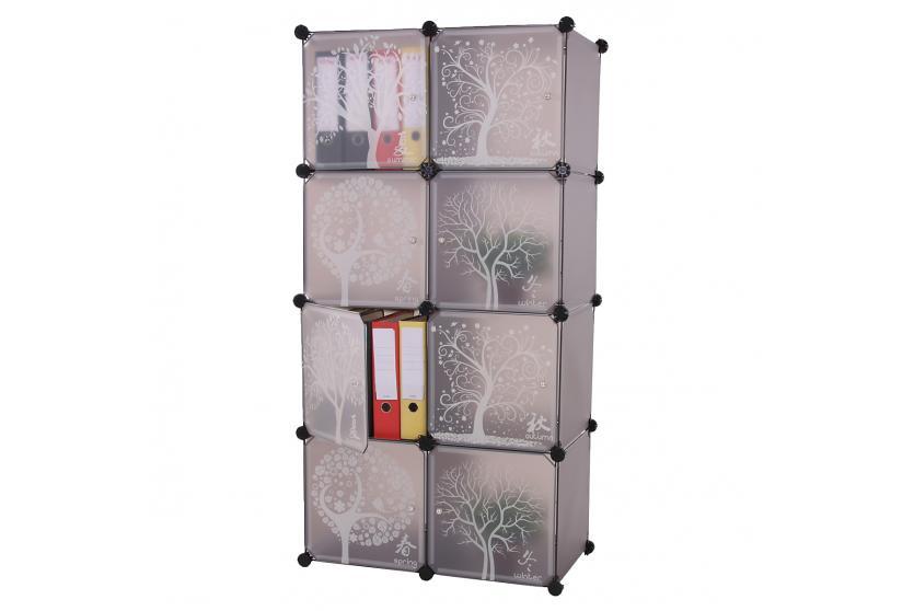 Universal stapelboxen ablageboxen regalbox box 4er set - Stapelboxen kinderzimmer ...