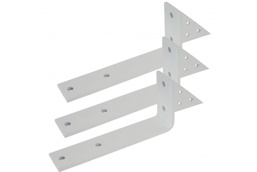 3x dachsparrenadapter f r markise t790 t791 dachsparren halterung adapter. Black Bedroom Furniture Sets. Home Design Ideas