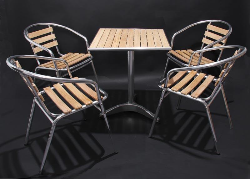 bistro garnitur garten garnitur ebay. Black Bedroom Furniture Sets. Home Design Ideas