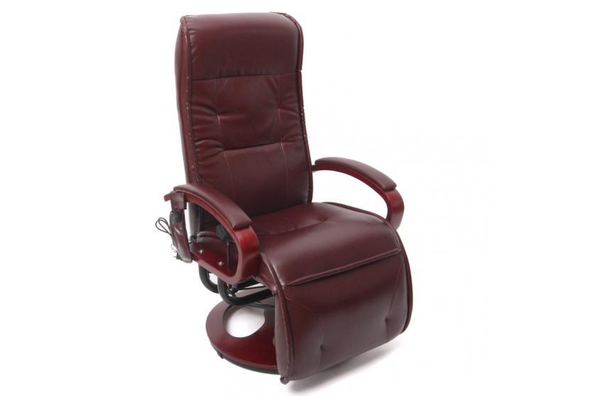 relaxliege mit massagefunktion arles ii relaxsessel leder oder kunstleder ebay. Black Bedroom Furniture Sets. Home Design Ideas