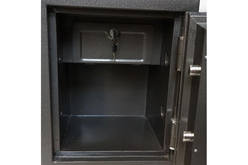 tresor t133 t315 panzerschrank safe 1h feuerfest bis 1010 c 50x35x35cm ebay. Black Bedroom Furniture Sets. Home Design Ideas