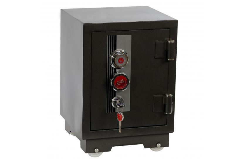 tresor h315 panzerschrank safe 1h feuerfest bis 1010 c 50x35x35cm 25kg ebay. Black Bedroom Furniture Sets. Home Design Ideas