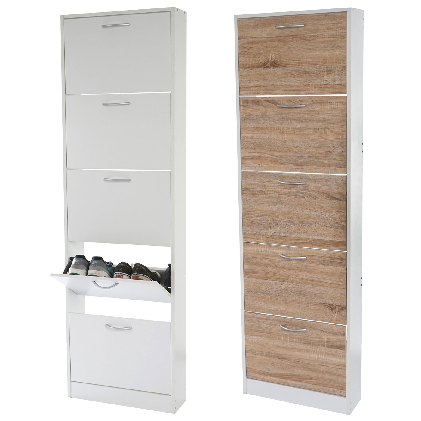 schuhschrank t363 schukipper schuhregal 170x51x17cm ebay. Black Bedroom Furniture Sets. Home Design Ideas