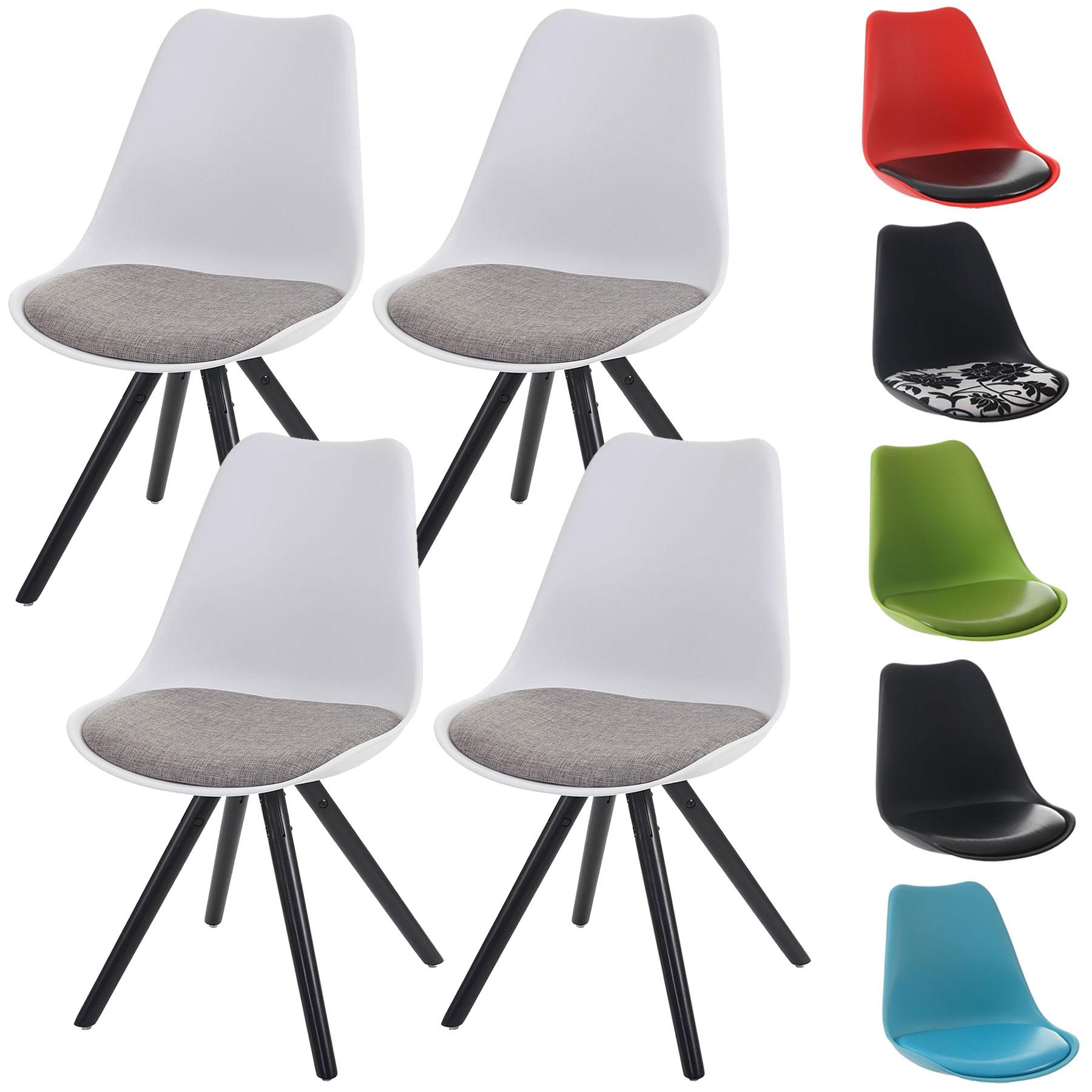 4x esszimmerstuhl malm t501 stuhl lehnstuhl retro 50er for Design esszimmerstuhl