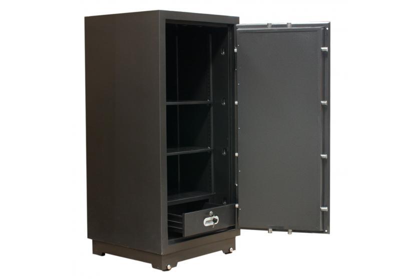 tresor kaluga h594 panzerschrank safe 1h feuerfest bis 1010 c 250kg 120x55x53cm ebay. Black Bedroom Furniture Sets. Home Design Ideas