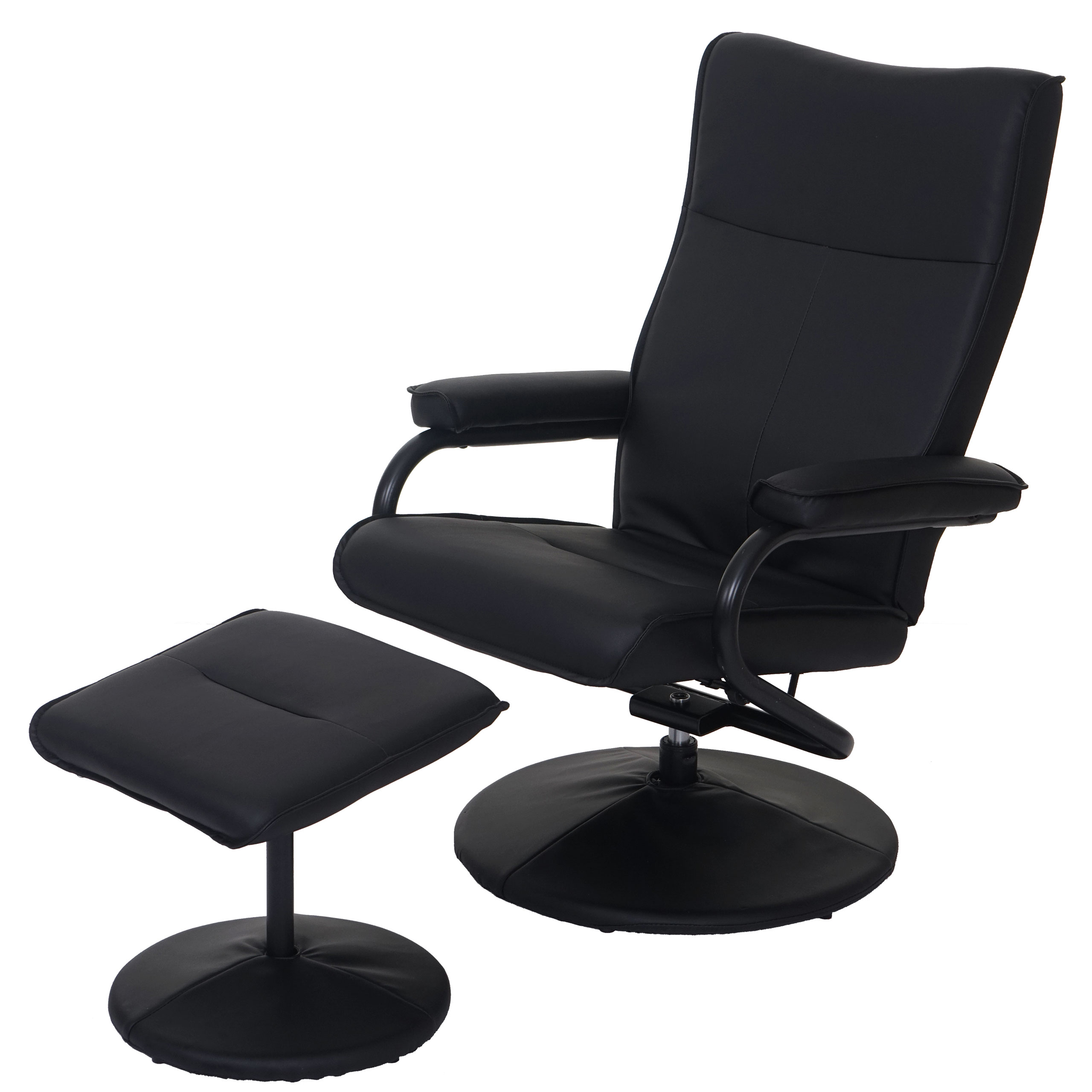 fernsehsessel leeds relaxsessel sessel mit hocker. Black Bedroom Furniture Sets. Home Design Ideas
