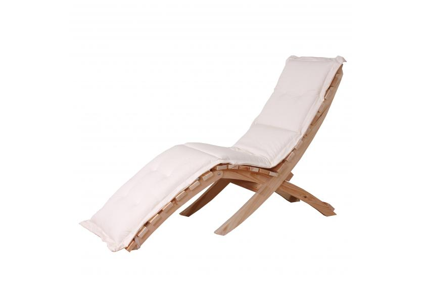 auflage f r sonnenliege liegestuhl deckchair 190x58x7 cm ebay. Black Bedroom Furniture Sets. Home Design Ideas