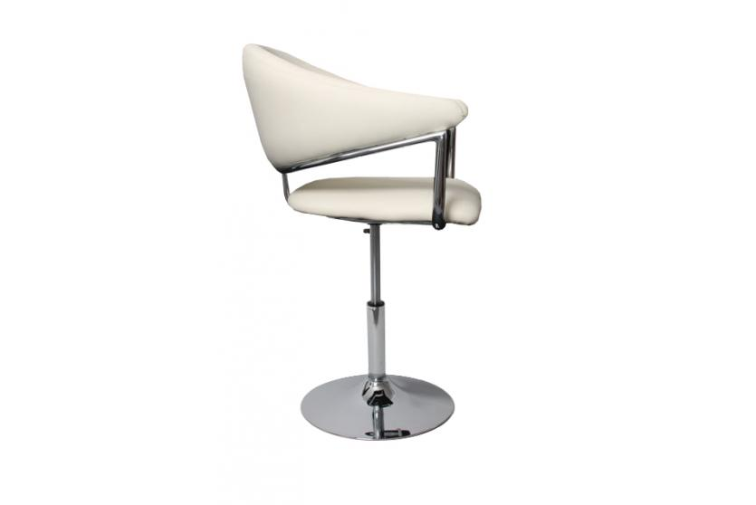 Barhocker lounge stuhl barstuhl como creme for Barhocker lounge