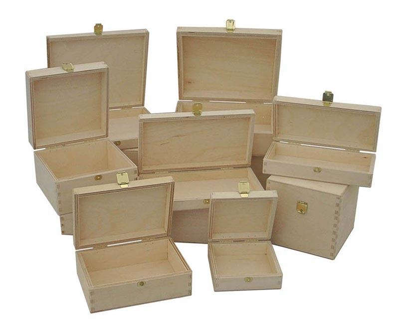 holzbox weinbox holz kiste geschenkbox mit deckel ebay. Black Bedroom Furniture Sets. Home Design Ideas