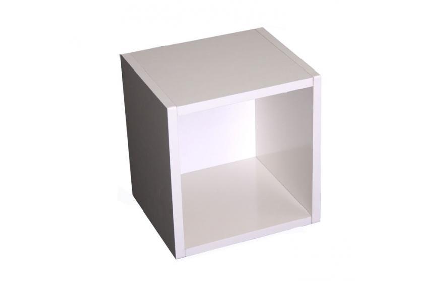 modul w rfelregal standregal m73 33x34x29 cm wei. Black Bedroom Furniture Sets. Home Design Ideas