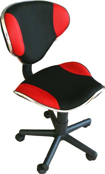 drehstuhl b rostuhl genua atmungsaktives netz ergonomische form rot ebay. Black Bedroom Furniture Sets. Home Design Ideas