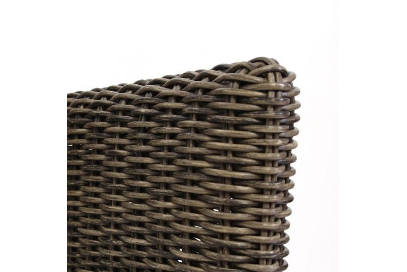 luxus poly rattan korbsessel gartensessel romv 85 5x61x60. Black Bedroom Furniture Sets. Home Design Ideas