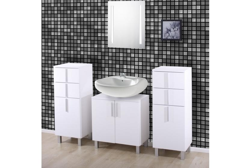 tlg bad garnitur badezimmergarnitur f stand wc beige dunkelbraun. Black Bedroom Furniture Sets. Home Design Ideas