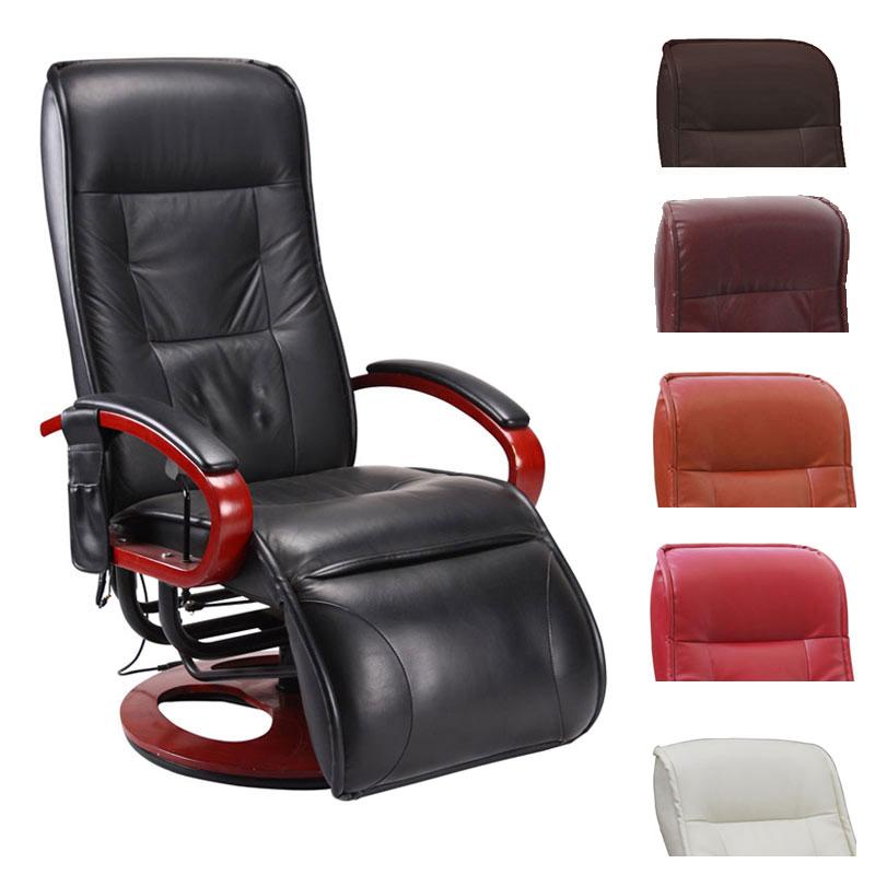 relaxliege relaxsessel arles ii mit massagefunktion leder. Black Bedroom Furniture Sets. Home Design Ideas