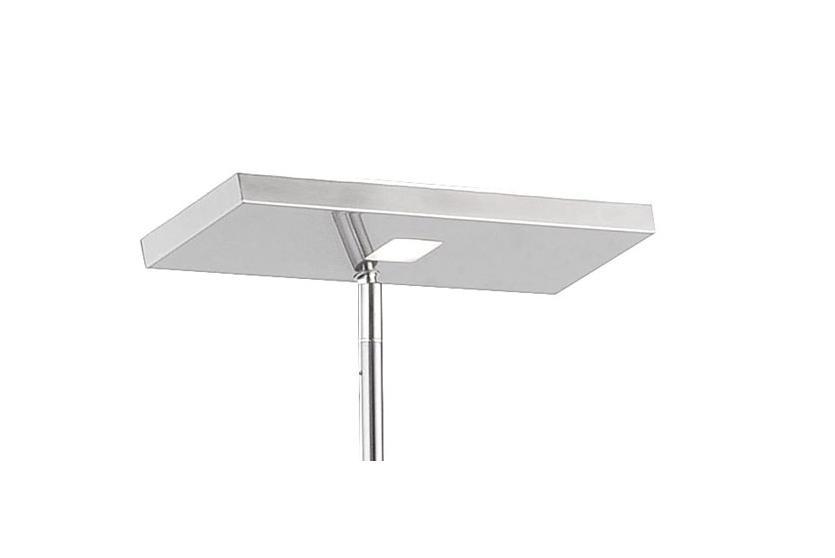 leuchtendirekt led deckenfluter stehleuchte schwenkbar inkl leuchtmittel ebay. Black Bedroom Furniture Sets. Home Design Ideas