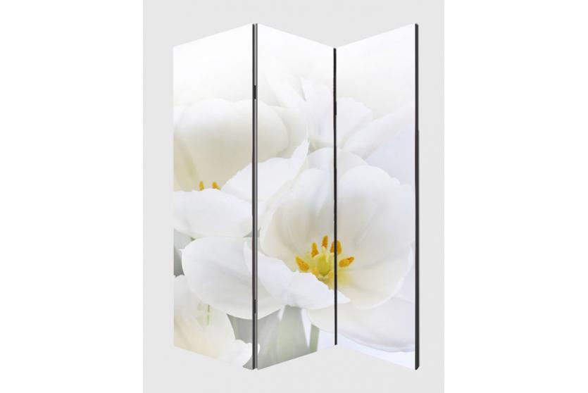 foto paravent paravent raumteiler spanische wand m68 180x120cm orchidee. Black Bedroom Furniture Sets. Home Design Ideas