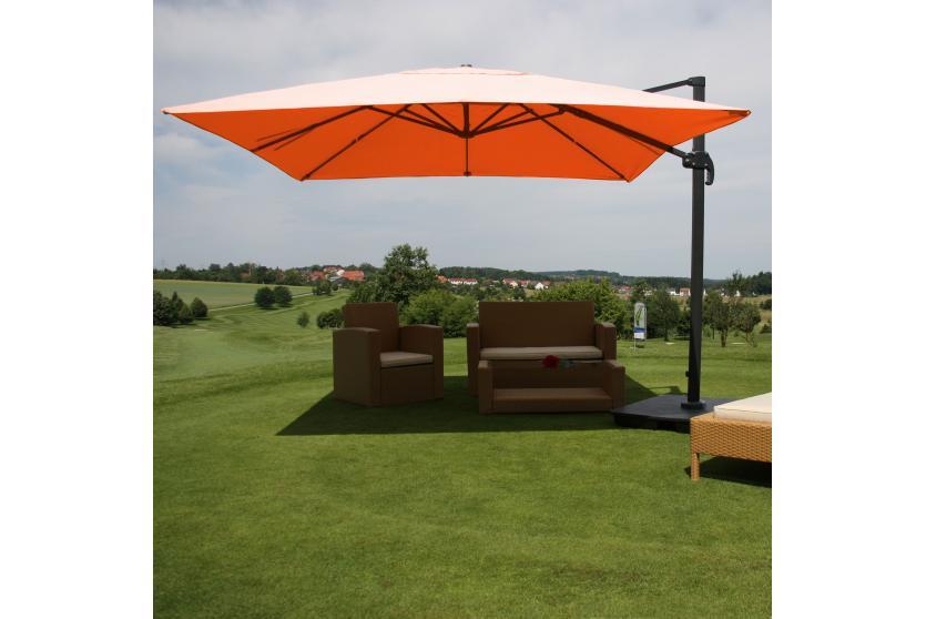 gastronomie luxus sonnenschirm ampelschirm n22 ebay. Black Bedroom Furniture Sets. Home Design Ideas