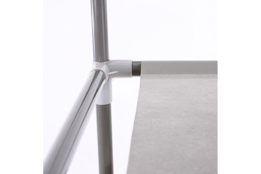 schuhregal schuhablage schuhst nder 10 ebenen f r 50 paar schuhe ebay. Black Bedroom Furniture Sets. Home Design Ideas