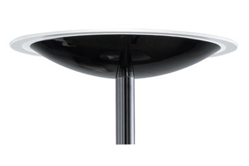 reality trio led deckenfluter standleuchte mit lesearm inkl leuchtmittel ebay. Black Bedroom Furniture Sets. Home Design Ideas