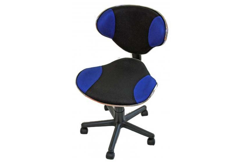 b rostuhl drehstuhl genua atmungsaktives netz grau gr n ebay. Black Bedroom Furniture Sets. Home Design Ideas