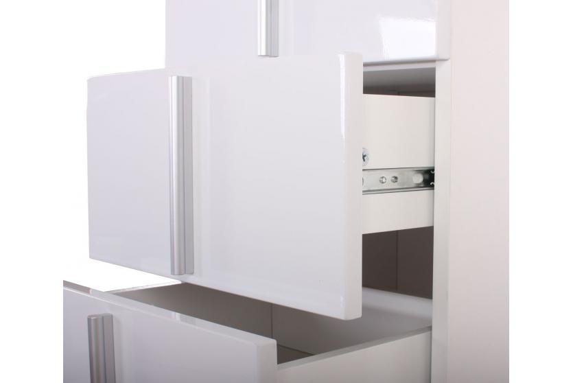 badm bel set regina badezimmerm bel hochschrank schrank unterschrank hochglanz ebay. Black Bedroom Furniture Sets. Home Design Ideas