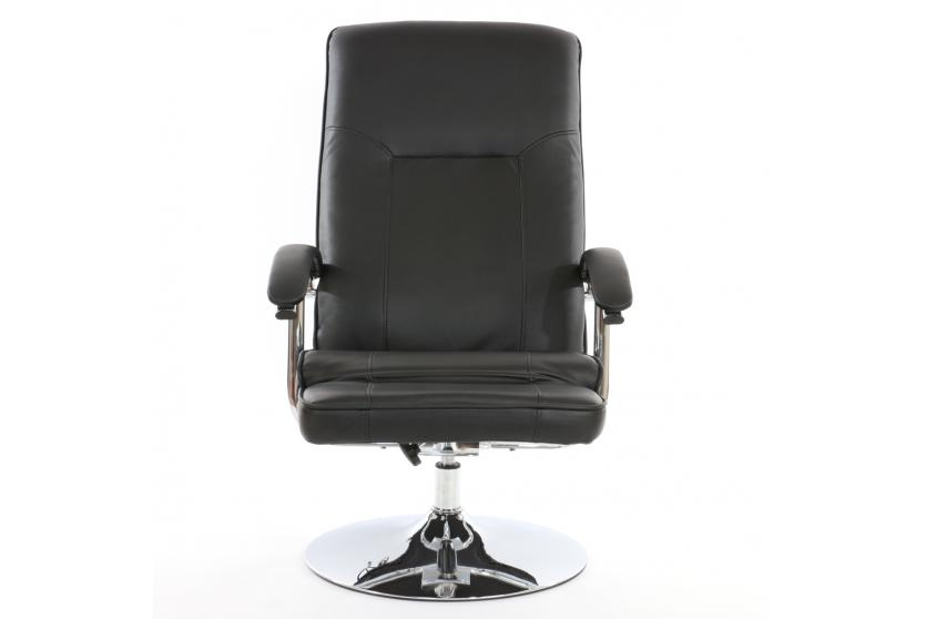 relaxliege relaxsessel apia ii mit massagefunktion leder braun creme schwarz rot ebay. Black Bedroom Furniture Sets. Home Design Ideas