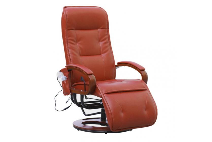 relaxliege relaxsessel arles ii mit massagefunktion leder oder kunstleder ebay. Black Bedroom Furniture Sets. Home Design Ideas