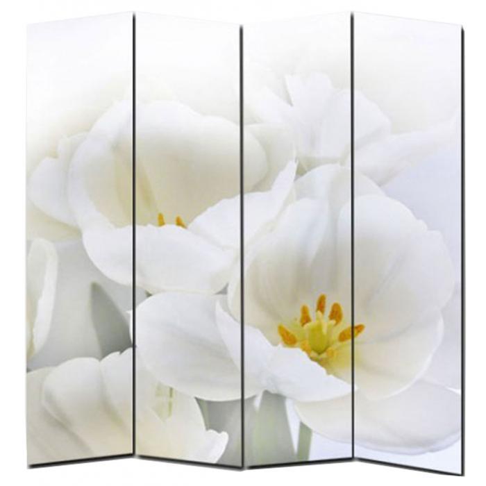foto paravent paravent raumteiler trennwand m68 180x160cm orchidee. Black Bedroom Furniture Sets. Home Design Ideas