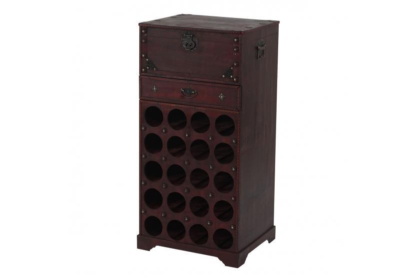 weinregal calvados flaschenregal regal holzregal. Black Bedroom Furniture Sets. Home Design Ideas