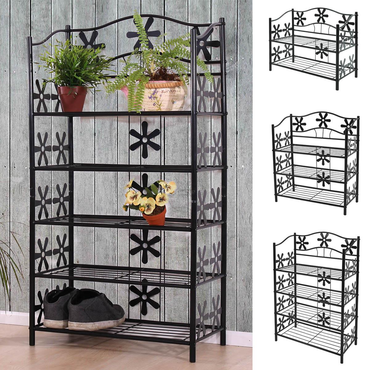 regal metall b cherregal schuhregal standregal genf h he. Black Bedroom Furniture Sets. Home Design Ideas
