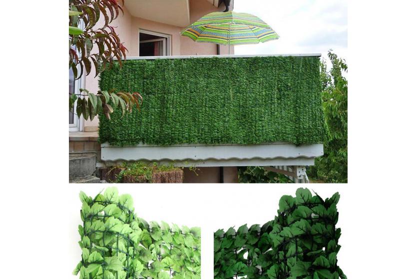 sichtschutz windschutz verkleidung fuer balkon terrasse